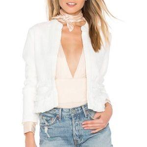cute white summer blazer for work